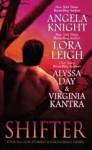 Shifter (Includes: Warriors of Poseidon, #2.5; Breed Series, #15; Children of the Sea Prequel) - Angela Knight, Lora Leigh, Virginia Kantra, Alyssa Day