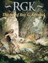 RGK: The Art of Roy G. Krenkel - Roy G. Krenkel, Frank Frazetta, J. David Spurlock