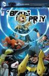 Birds of Prey (2011- ) #7 - Duane Swierczynski, Jesus Saiz
