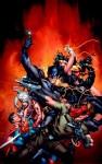 DC/Wildstorm: DreamWar - Keith Giffen, Trevor Scott, Lee Garbett