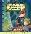 Frognapped and Vampire Brat (Araminta Spookie, #3-4) - Angie Sage