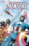 Avengers: The Complete Collection by Geoff Johns - Volume 1 - Geoff Johns, Kieron Dwyer, Gary Frank, Ivan Reis, Alan Davis