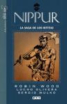 Nippur, #4: La saga de los hititas - Robin Wood, Lucho Olivera, Sergio Mulko