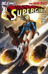 Supergirl (2011- ) #1 - Michael Johnson, Mahmud Asrar