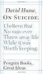 On Suicide (Great Ideas #34) - David Hume