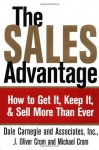 The Sales Advantage - Dale Carnegie, J. Oliver Crom