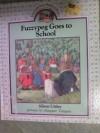 Fuzzypeg Goes To School (The Little Grey Rabbit Library) - Alison Uttley