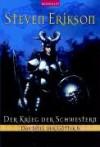 Der Krieg der Schwestern - Tim Straetmann, Steven Erikson