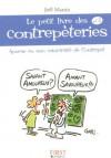 Petit livre de - Les contrepèteries n° 2 (Le petit livre) (French Edition) - Joel Martin