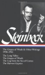 The Grapes of Wrath and Other Writings 1936-1941: The Grapes of Wrath, The Harvest Gypsies, The Long Valley, The Log from the Sea of Cortez (Library of America) - John Steinbeck, Elaine Steinbeck, Robert DeMott