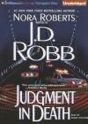 Judgment in Death - J.D. Robb, Susan Ericksen
