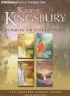 Karen Kingsbury Sunrise Collection: Sunrise, Summer, Someday, Sunset - Karen Kingsbury, Sandra Burr