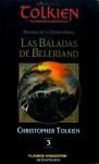 Las baladas de Beleriand (Historia de la Tierra Media, #3) - J.R.R. Tolkien, J.R.R. Tolkien, John Howe, C.S. Lewis