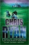 Untouchable (Alpha Force, #10) - Chris Ryan