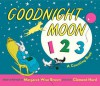 Goodnight Moon 123 Padded Board Book: A Counting Book (Board Book) - Margaret Wise Brown, Clement Hurd
