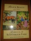 Black Beauty and Rebecca of Sunnybrook Farm - Anna Sewell, Kate Douglas Wiggin, Cecil Aldin, Glenn Steward