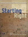 Starting Right: Thinking Theologically About Youth Ministry (YS Academic) - Kenda Creasy Dean, Chap Clark, Dave Rahn