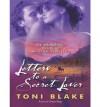 Letters to a Secret Lover - Toni Blake