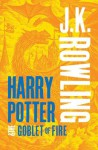Harry Potter & the Goblet of Fire - J.K. Rowling