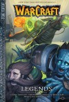 Warcraft: Legends, Volume 5 - Christie Golden, In-Bae Kim, Grace Randolph, Erica Awano, Louise Simonson, Seung-Hui Kye, Evelyn Fredricksen, Ryo Kawakami, Richard A. Knaak, Rob Ten Pas