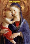 166 Color Paintings of Fra Angelico (Guido di Pietro) - Early Italian Renaissance Painter (c. 1395 - February 18, 1455) - Jacek Michalak, Fra Angelico