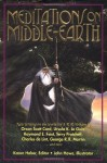 Meditations on Middle-Earth: New Writing on the Worlds of J. R. R. Tolkien by Orson Scott Card, Ursula K. Le Guin, Raymond E. Feist, Terry Pratchett, Charles de Lint, George R. R. Martin, and more - Karen Haber, Ursula K. Le Guin, Diane Duane, Douglas A. Anderson