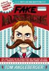 Fake Mustache - Tom Angleberger, Jen Wang