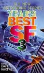 Year's Best SF 3 - David G. Hartwell, Gene Wolfe, Michael Swanwick, Jack Williamson