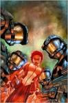 Halo: Blood Line - Fred Van Lente, Francis Portela, Frances Portela
