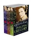 Philippa Gregory 3-Book Set: The Tudor Court - Philippa Gregory