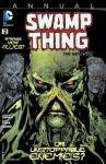 Swamp Thing (2011- ) Annual #2 - Charles Soule, Javier Pina, Kano