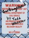 Garbageland - Todd Wheeler