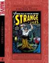 Marvel Masterworks: Atlas Era Strange Tales, Vol. 4 - Sid Greene, Ben Benulis, Paul Reinman, Al Eadeh, Joe Maneely, Paul Tumlinson, Ed Winiarski, Werner Roth