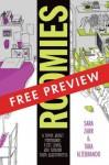 Roomies - FREE PREVIEW EDITION (The First 58 Pages) - Sara Zarr, Tara Altebrando