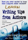 Writing tips from Authors - Patti Roberts, Donya Lynne, Paradox Publishing