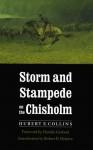 Storm and Stampede on the Chisholm - Hubert E. Collins, Robert R. Dykstra, Hamlin Garland