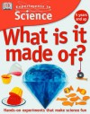 Experiments in Science: What is it Made of? - David Glover