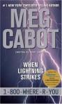 When Lightning Strikes - Meg Cabot, Jenny Carroll