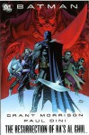 Batman: The Resurrection of Ra's al Ghul - Grant Morrison, Paul Dini, Peter Milligan, Fabian Nicieza