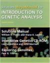 Introduction to Genetic Analysis Solutions MegaManual & Interactive Genetics CD-ROM - William D. Fixsen, Richard C. Lewontin, Susan R. Wessler, Diane K. Lavett, Lianna Johnson, John Merriam, Paul G. Young, Anthony J.F. Griffiths