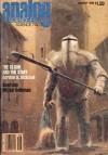 Analog Science Fiction & Fact, 1980 August (Volume C, No. 8) - Stanley Schmidt, James White, David Lewis, G. Harry Stine, Gordon R. Dickson, Milton A. Rothman, Sam Nicholson, Dean Ing
