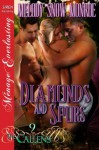 Diamonds and Spurs [The Callens 9] (Siren Publishing Menage Everlasting) - Melody Snow Monroe
