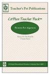LitPlan Teacher Pack: Flowers for Algernon - Barbara M. Linde, Daniel Keyes