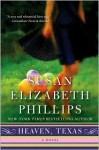 Heaven, Texas (Chicago Stars Series) - Susan Elizabeth Phillips