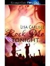 Rock Me Tonight - Lisa Carlisle