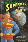 Superman For Earth - Roger Stern, Kerry Gamill, Dennis Janke