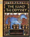 The Iliad and the Odyssey - Marcia Williams, Homer