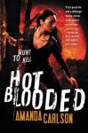 Hot Blooded (Jessica McClain) - Amanda Carlson
