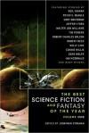 The Best Science Fiction and Fantasy of the Year Volume 1 - Tim Powers, Jonathan Strahan, Frances Hardinge, Neil Gaiman