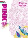 COLORTWIST -- Pink Coloring Book - Jessica Mazurkiewicz